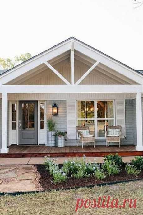 Идеи крыльца для любого стиля дома