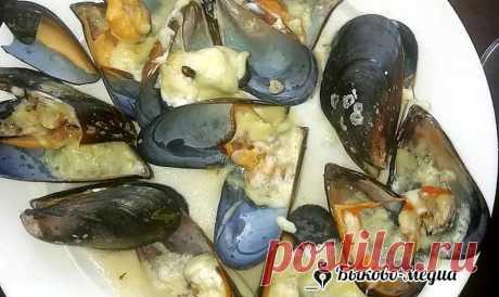 Заморская кухня: блюда с мидиями | Быково-медиа