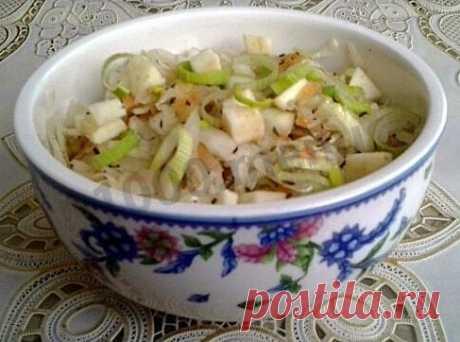 Салат йогов Полюби себя рецепт с фото пошагово - 1000.menu