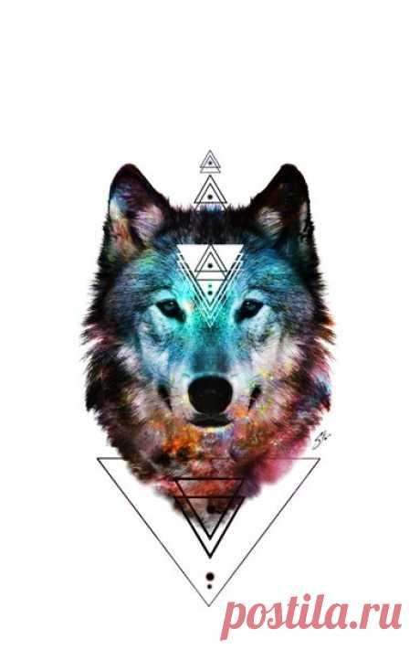 Идеи с волками!