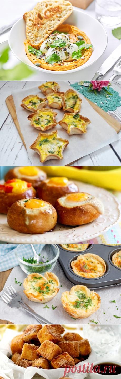 Сытные завтраки на скорую руку, которые обязательно стоит попробовать