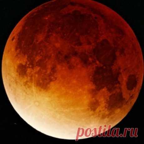 На какую Луну делать заговор