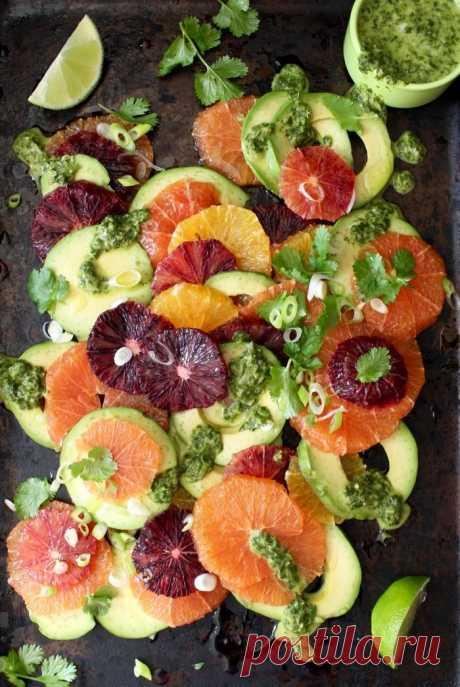 11 восхитительных салатов из авокадо