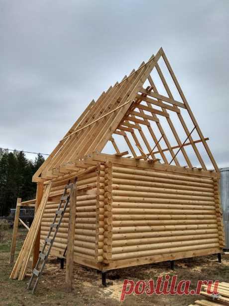 Контр-обрешетка: с чего начать если у вас большой скат крыши | Даня на даче: строю и показываю! | Яндекс Дзен