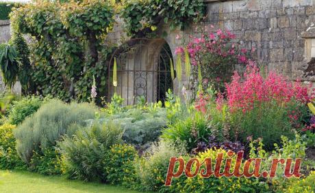 Как сделать на участке тайный сад | 6 соток