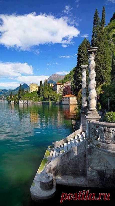 Lake Como, Italy | Italia beckons like no other...