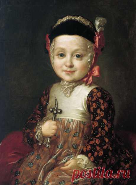 Непутевый внебрачный сынок Екатерины Великой | Шакко: об искусстве | Яндекс Дзен