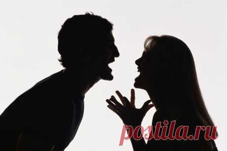Муж и жена решили не разговаривать друг с другом. Но потом случилось это