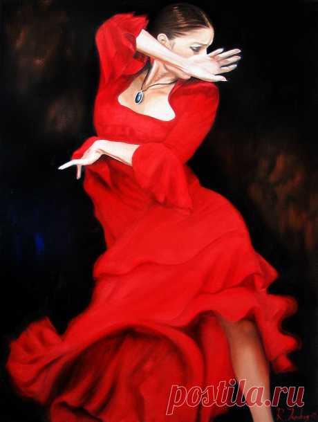 Фламенко - больше чем жизнь