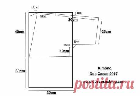 Tutorial Kimono / DOS CASAS