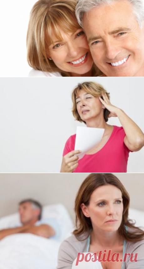 Климакс у женщин - симптомы и народное лечение