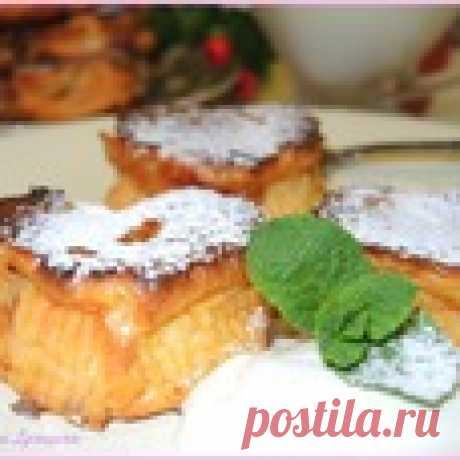 Творожники с абрикосами Кулинарный рецепт