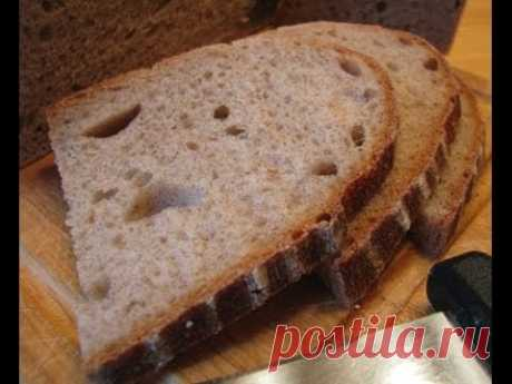 Bread on ferment on 1 - 2 - 3 - YouTube