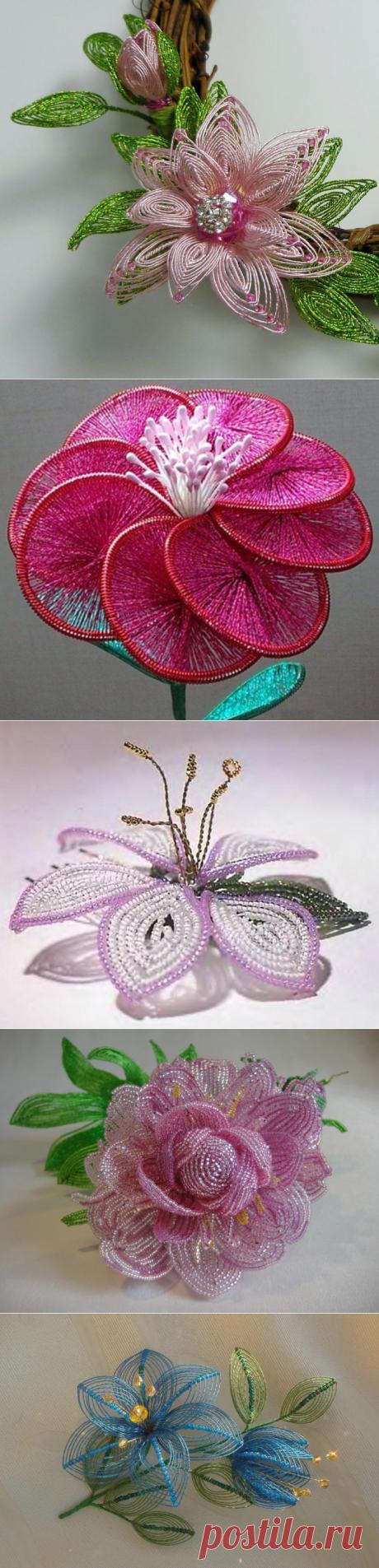 Плетение в технике ганутель — Сделай сам, идеи для творчества - DIY Ideas