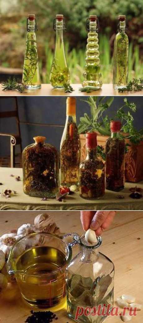 Ароматные растительные масла: как приготовить травяные масла самостоятельно - Праздничный мир