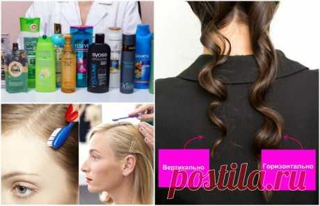 Хитрости для тех, кто мечтает об идеальных волосах / Все для женщины