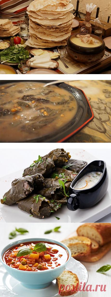 Десять традиционных блюд, которые армяне любят есть зимой.