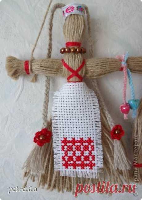 Кукла-оберег Неразлучники | Страна Мастеров