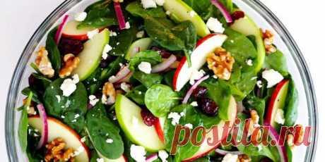 10 интересных рецептов со шпинатом на любой вкус - Лайфхакер