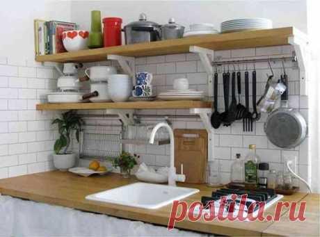 10 креативных идей для кухни