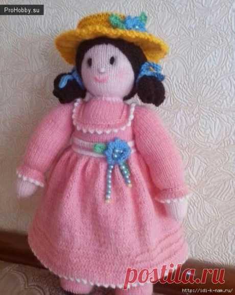 кукла / Поиск по тегам / ProHobby.su | Вязание игрушек спицами и крючком для начинающих, мастер классы, схемы вязания / Страница 4