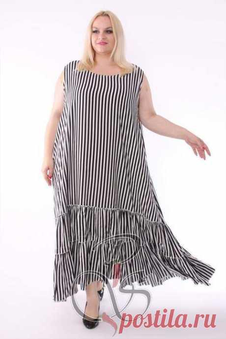 Летние платья для полных женщин в стиле бохо 2017 | Платья | Moda and Collection