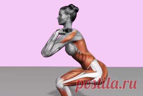 Упражнение, помогающее сердцу - Журнал Советов Какие приседания лечат? В больном теле здоровый дух не держится! Быть больным – это энергетически и финансово невыгодно, ведь больной человек работает не на себя, не на познание своего предназначения, а на аптеку. Такова истинная реальность.Кто не занимается регулярно физической тренировкой, тот подобен человеку, сознательно решившему состариться к 45 годам и форсировать свое одряхление. Человек […]