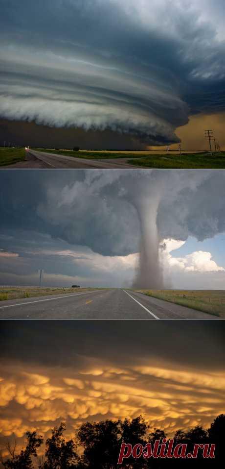 15 лучших снимков торнадо сезона 2013