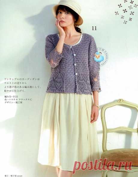 crochet beautiful summer vest and cardigan   make handmade, crochet, craft