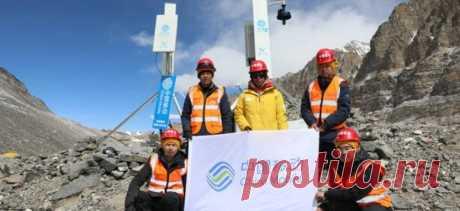 Huawei оснастит Эверест передатчиками 5G
