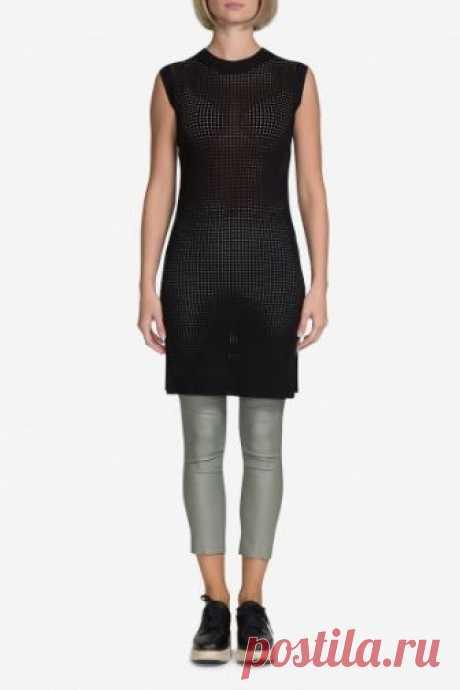 Официальный интернет магазин VASSA&Co - Женская коллекция - Платье LKL1807C99