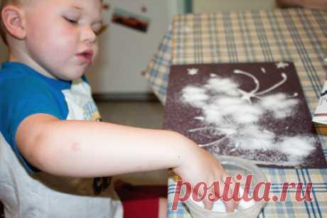 Рисование солью: объёмные картины своими руками. Картины из соли для детей и взрослых. | Детские игрушки и развивающие игры