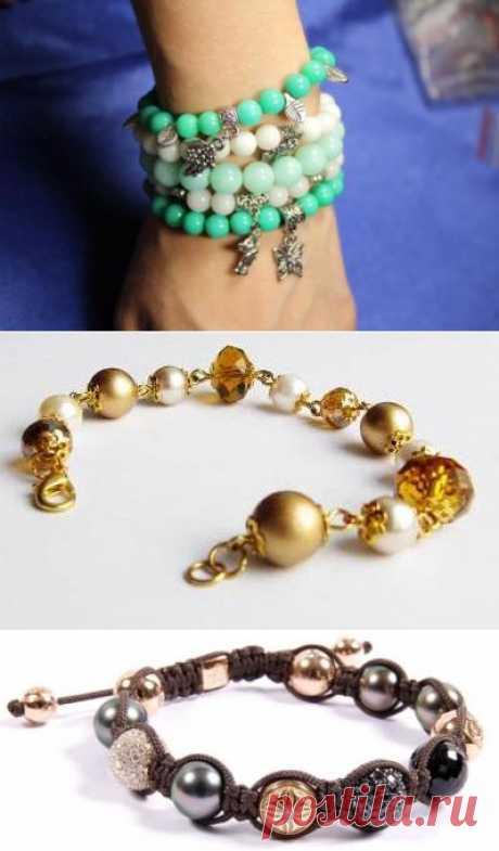 Что нужно знать, чтобы делать браслеты Handmade!
