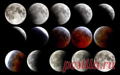 Кровавая Луна 2019: что вам нужно знать о ней | infinityworld.ru