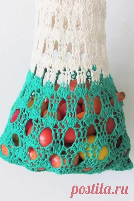 Вязаная крючком рыночная сумка Free Pattern, 2-часовая рыночная сумка - Crochet Dreamz
