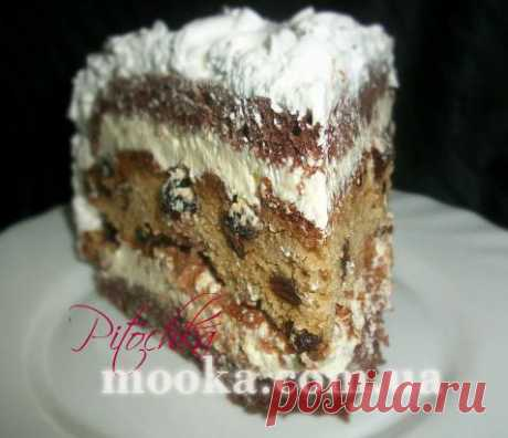 "Торт ""Поль Робсон"""