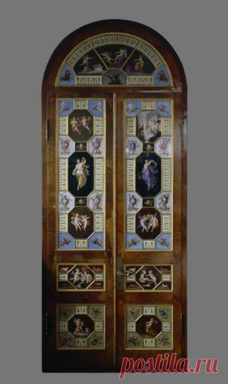 El ERMITAJE ESTATAL. (8). Las colecciones del Museo de la fábrica Imperial de porcelana (1)