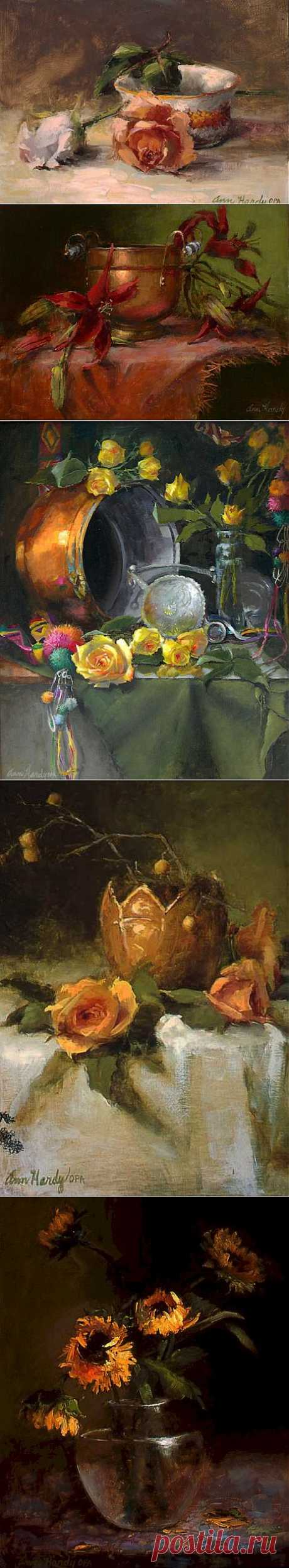 Художница Ann Hardy   Искусство