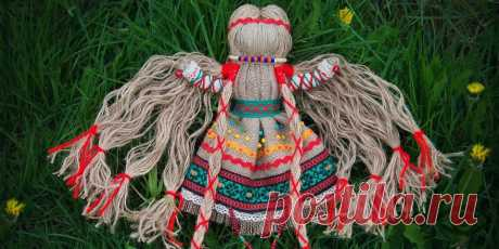 Slavic dolls charms: their value how to make with own hands