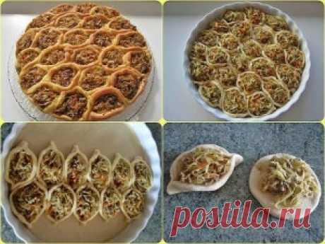Самый оригинальный и вкусный пирог «Соты» - Рецепты приготовления