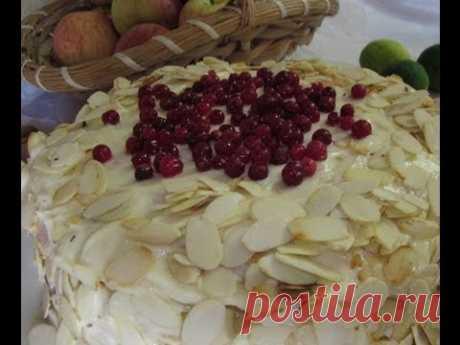 Торт на сковородке - Выпечка,тортики и прочее - Кулинарные рецепты ! - ФотоКулинария