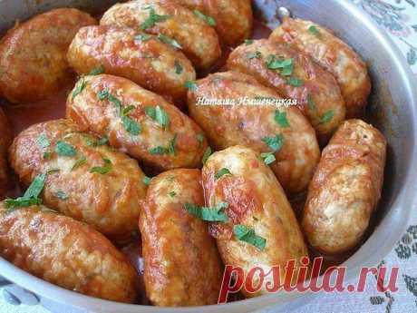 Как приготовить гречаники с мясом | Четыре вкуса