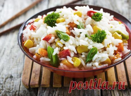 Сardionavigator | Рис с овощами