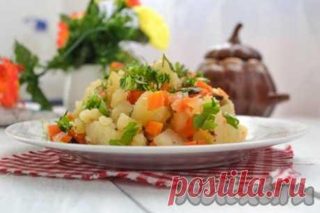 Картошка в горшочках в микроволновке - 10 пошаговых фото в рецепте