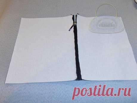 Выкройка сумки из кожи с готовыми размерами и пошаговым описанием