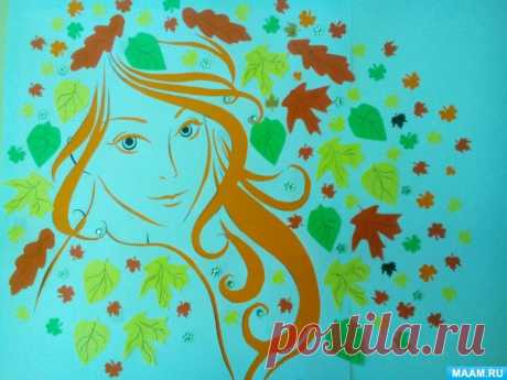Картинки красавицы-осень (35 фото) ⭐ Забавник
