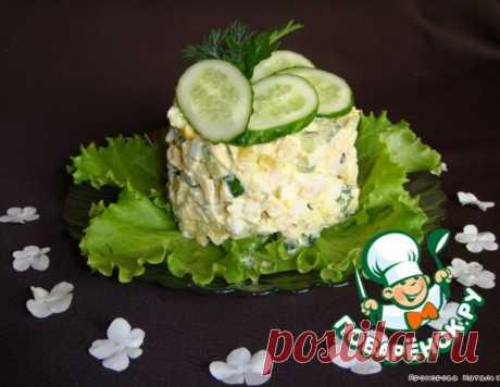 """Летний салат """"Оливье"""" – кулинарный рецепт"""