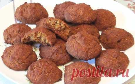 Тыквенное печенье, постное – пошаговый рецепт с фотографиями