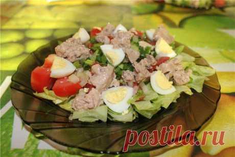 Салат из печени трески - 15 самых вкусных рецептов