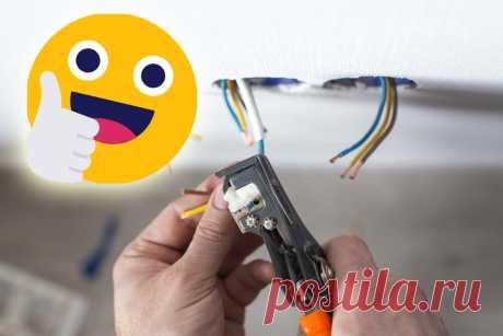 Как электрики так хорошо и быстро прокладывают провода: 7 хитростей для вашего ремонта | Электрика для всех | Яндекс Дзен